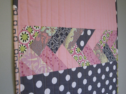 a one session stroller quilt | by Pear Tree Stitching
