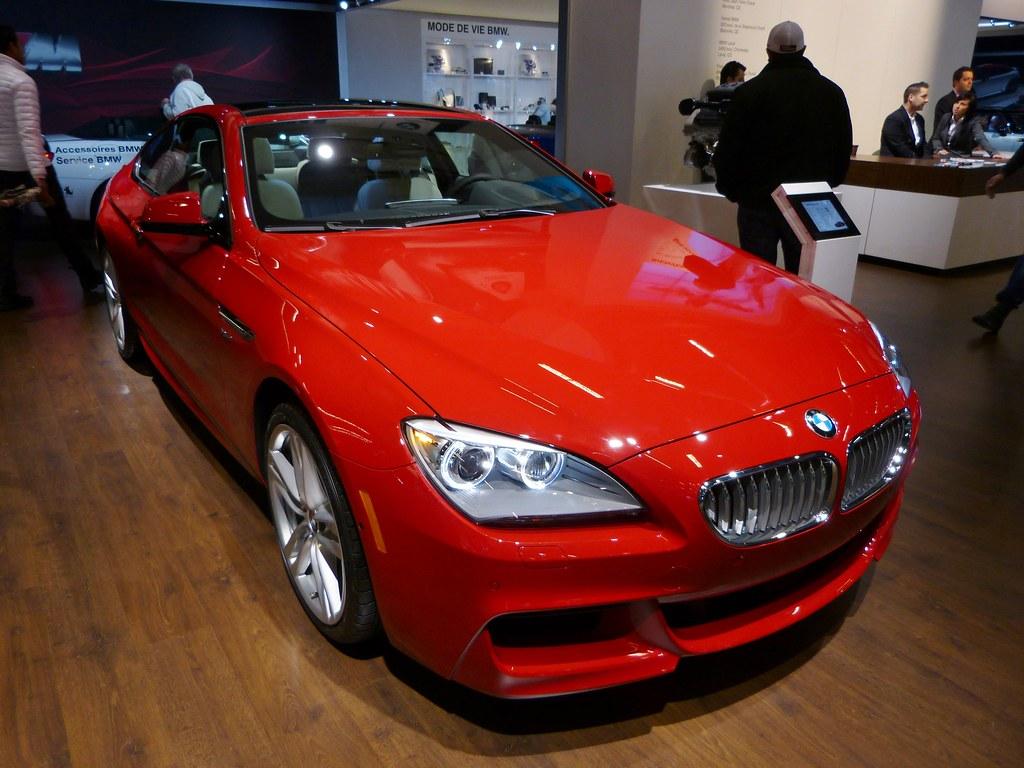 Bmw 650i X Drive Coupe Montreal Auto Show Salon De L Aut Flickr
