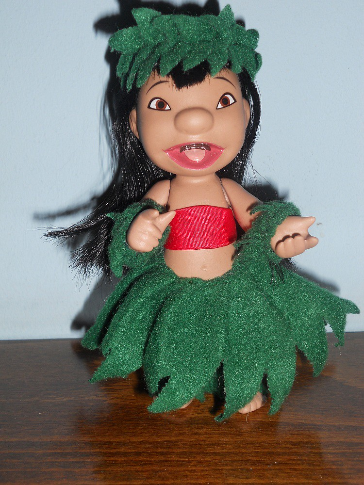 ... DeAgostini Disney Lilo And Stitch Lilo Hawaiian Hula | by disneydoll145 & DeAgostini Disney Lilo And Stitch Lilo Hawaiian Hula | Flickr