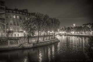 Pont Sully | by Christopher Mark Perez