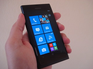Nokia Lumia 800 | by JohnKarak