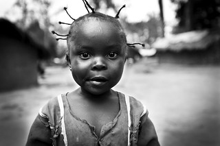 Lendu girl from the village of Gety, district of Ituri - DR CONGO - | by C.Stramba-Badiali