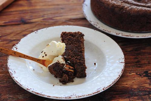 Kale Chocolate Cake Recipe