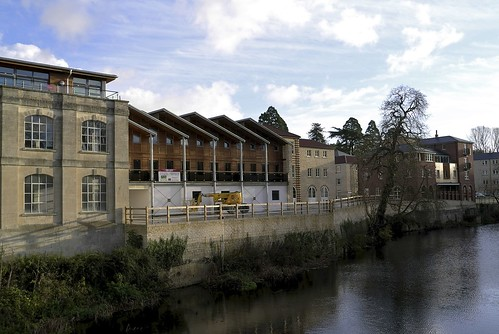 Kingston Mill 27.11.11 | by Andrew Eberlin