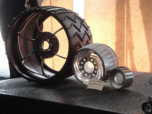 wide wheels mars rover - photo #5