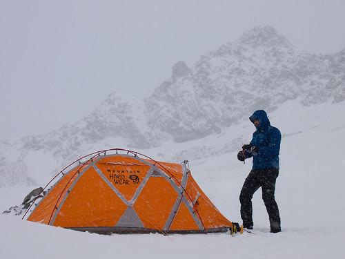 & Mountain Hardwear EV 2 Tent | Flickr