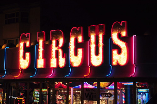 Neon Circus | by EJ Images
