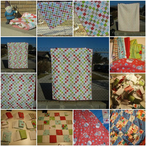 Snapshot quilt - done! | by sukie80