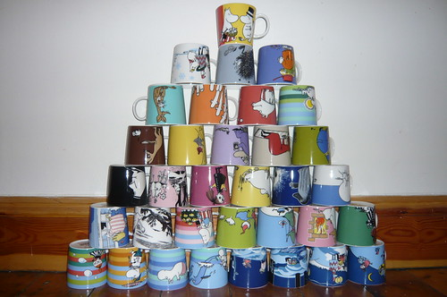 Moomin Mugs! | by G Travels