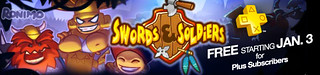 Swords & Soldiers on PlayStation Plus | by PlayStation.Blog