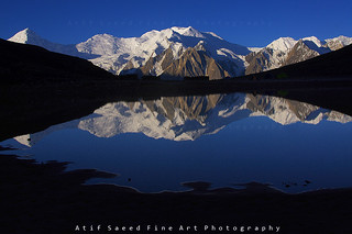 Miar Peak 6824m & Phuparash Peak 6574 m | by M Atif Saeed