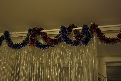We decorate the house for a party for the New Year. | by Satin_Rain
