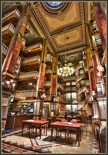 Iowa State Capitol - Law Library | by w4nd3rl0st (InspiredinDesMoines)