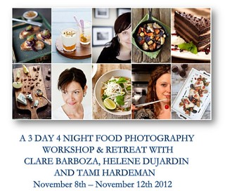 Workshop November 8th-12th | by tartelette
