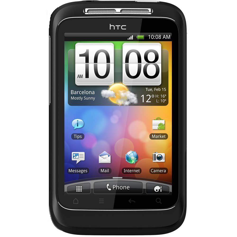 """... HTC Wildfire S, """"quietly brilliant"""" or """"noisily running out of memory  all"""