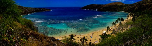 233 20100411121316 Panorama - Hanauma Bay | by Ben Beiske