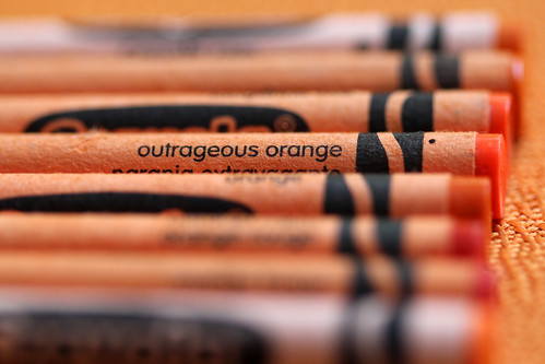 ~ outrageous orange ~ | by orange gearle