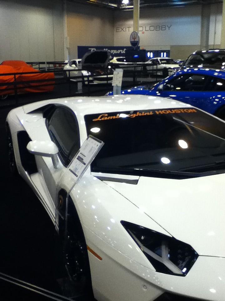 Lamborghini Houston Another Of The Many Lamborghini S That Flickr