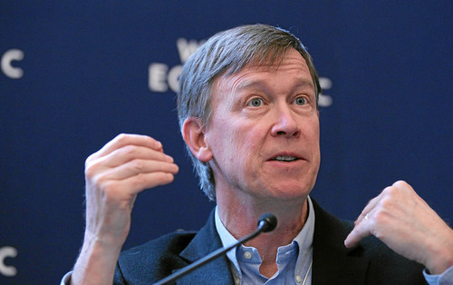 John Hickenlooper - World Economic Forum Annual Meeting 2012 | by World Economic Forum