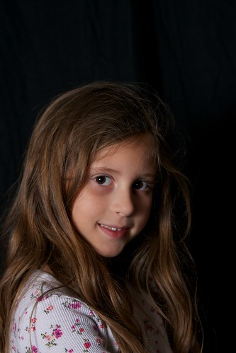 sarah wanted her photo taken before bedtime last night - how could I say no? :-) | by binklewis