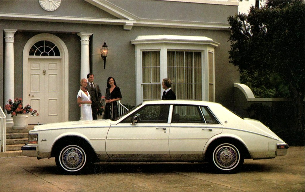 1985 Cadillac Seville Alden Jewell Flickr