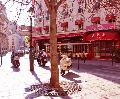 Hotel Royal Mansart Paris