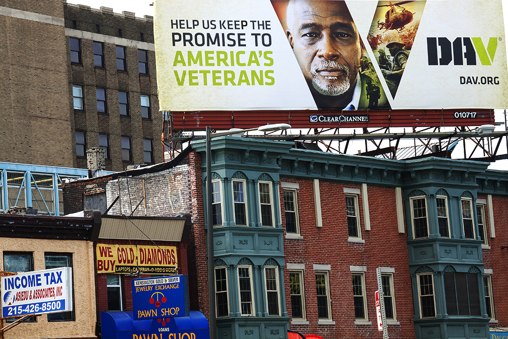 HELP US KEEP THE PROMISE TO AMERICA'S VETERANS--Kensington