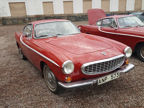 Volvo 1800S 1965 Red (46) | by karlmalberg