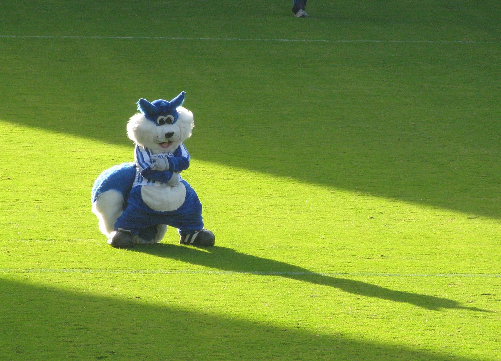 nutz the killie squirrel kilmarnock mascot jim easton flickr