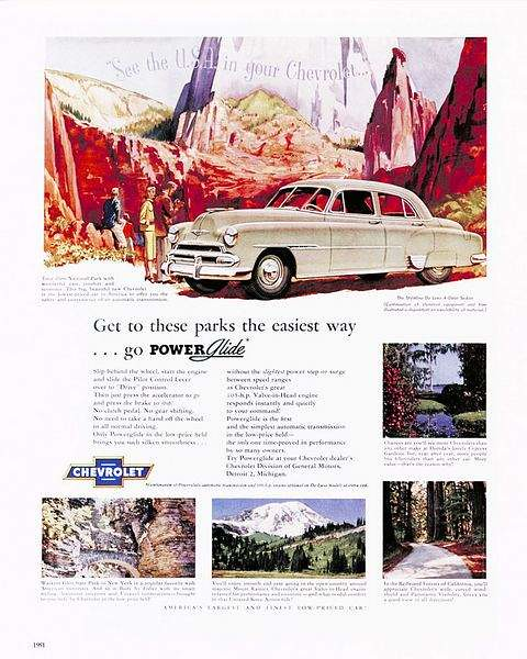 Worksheet. See the USA in Your Chevrolet  Print ad that was part of th  Flickr