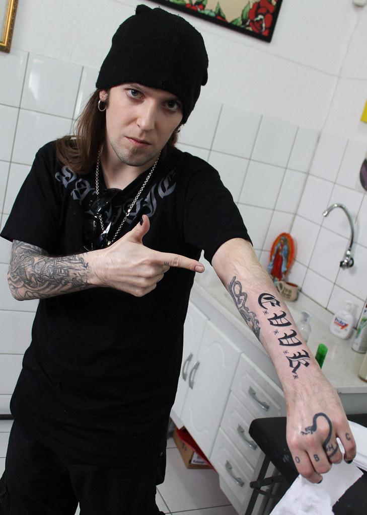 Alexi laiho tattoos