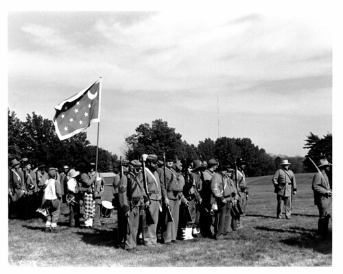 Battle of Westport Reenactment, 1989 | by Kansas City Public Library