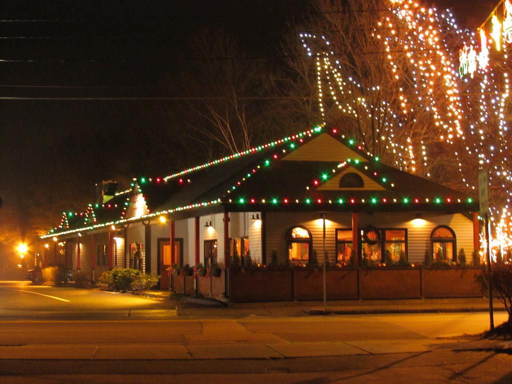 nice christmas lights by tcost105