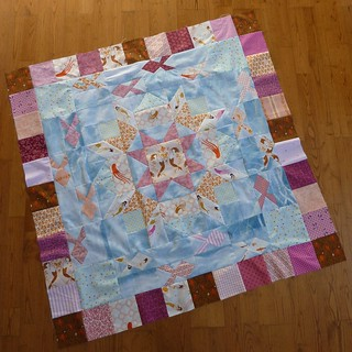 Medalion Quilt - 2nd round : Squares | by Madame Créative