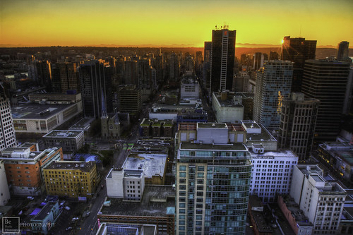 Vancouver Sunset | by Basic Elements Photography