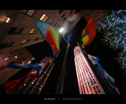 Rockefeller Plaza, New York | by Ben Mac