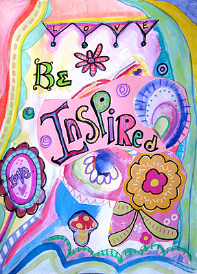 Be Inspired | by marciadotcom