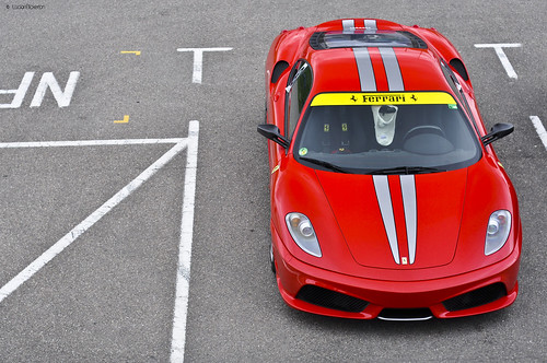 430 Scuderia - Explored | by Lucian Bickerton