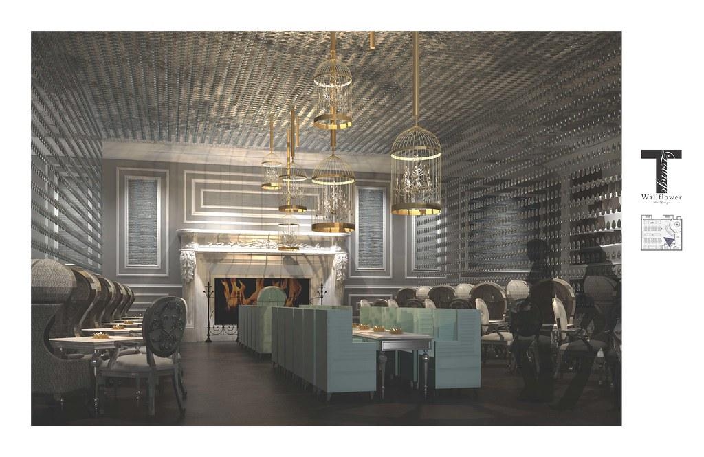 Denae krzyzanowski night life center interior design - Harrington institute of interior design ...