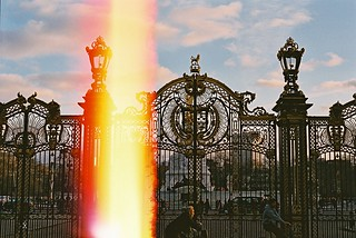 buckingham palace gates | by susan xie