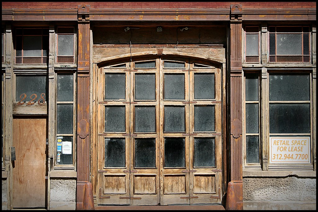... Old Chicago Firehouse Door | by muledriver & Old Chicago Firehouse Door | This door dates from 1887when \u2026 | Flickr