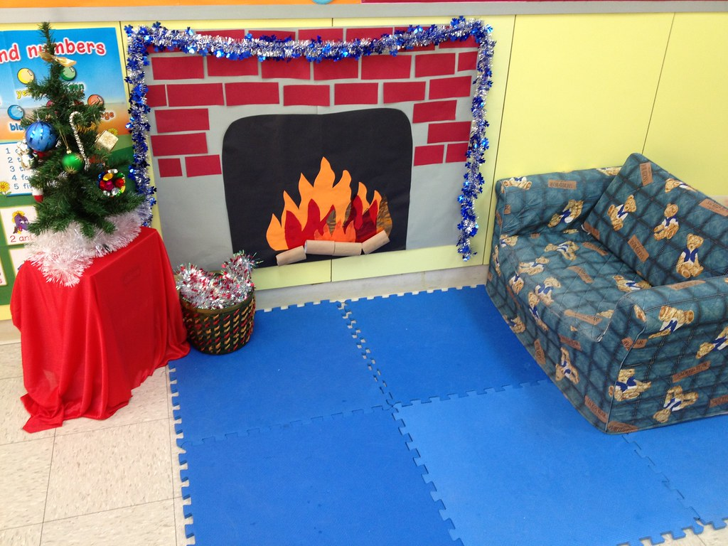 my classroom decorations for christmaswinter by katie geraldi