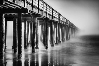 Pier to nowhere | by hug n angels