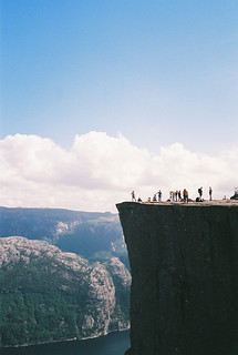 Lysefjord Pulpit Rock | by misspiano