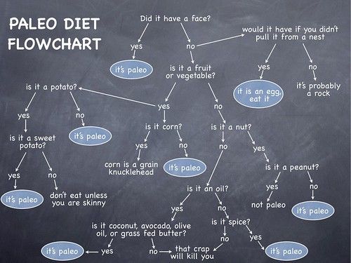 Paleo flow chart | by Fledin