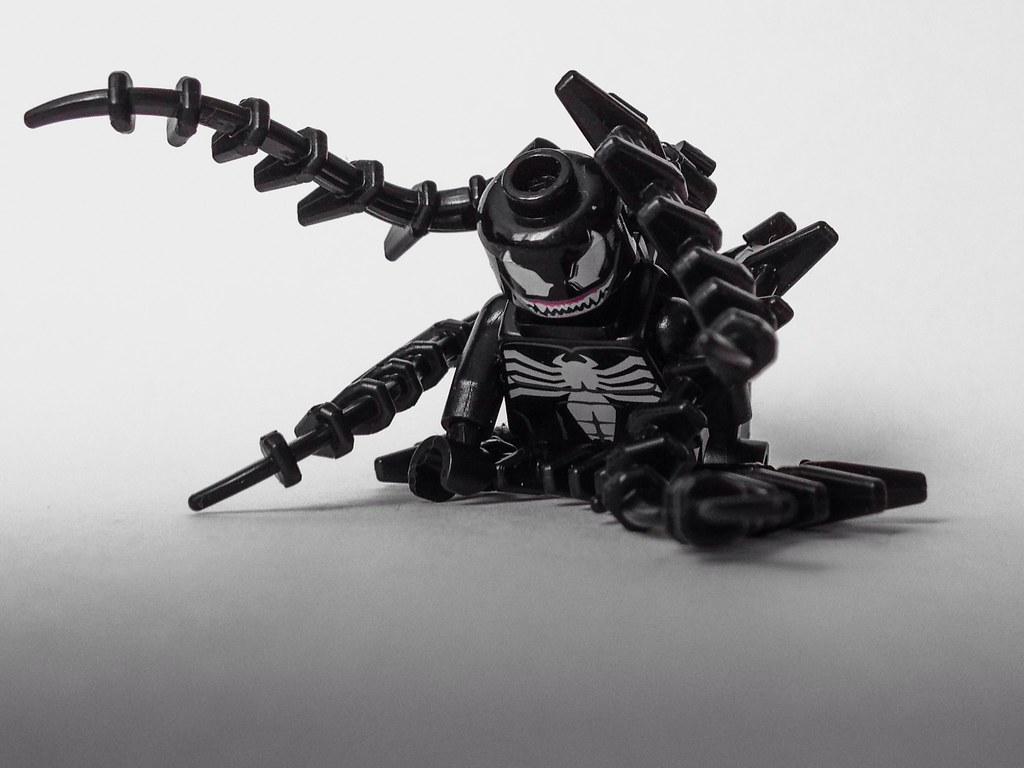 Lego Venom William Flickr
