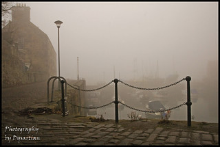 Misty Dysart Harbour | by Dysartian