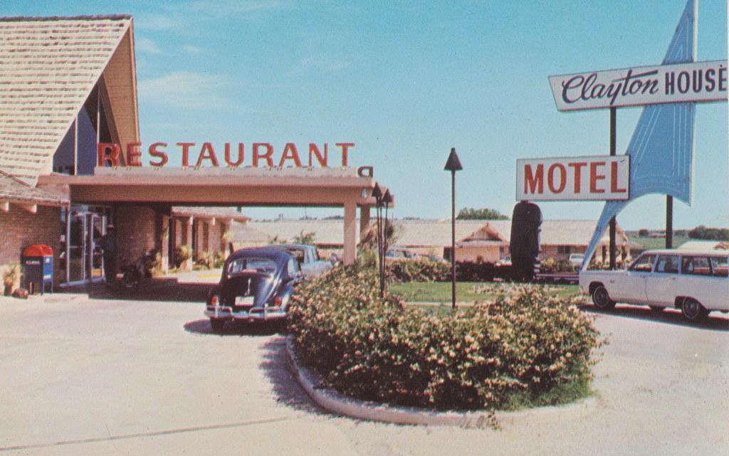 Clayton House Motel - Ardmore, Oklahoma