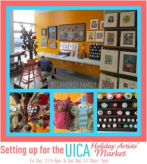 UICA Holiday Artists' Market | by {studiobeerhorst}-bbmarie