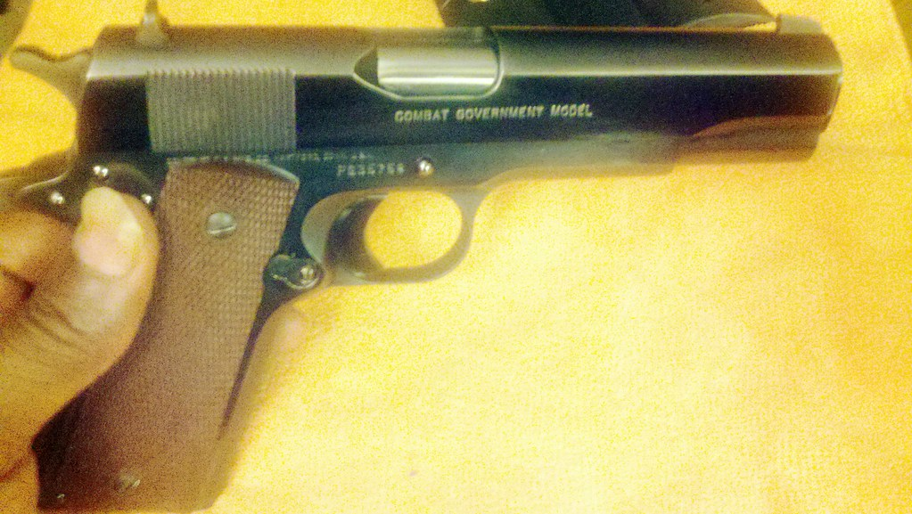 2011-12-05_21-53-56_77 | Colt 1911 45acp combat government | Flickr